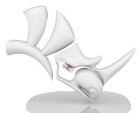 Rhinoceros 3D 5.0 (Rhino 3D) CAD Software für wenig Geld