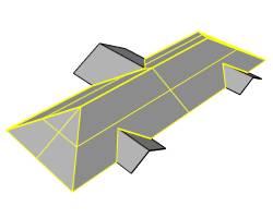 Dächer 2 250