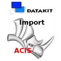 Import ACIS