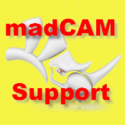 madCAM Support