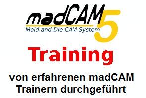 madCAM Training