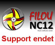 FILOU NC12 Support Ende