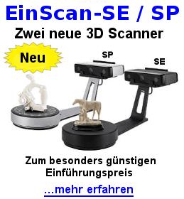 EinScan-SE/SP