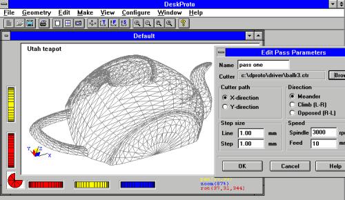 DeskProto Version 1