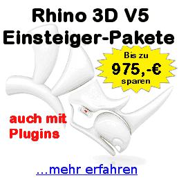 Rhino Einsteiger Pakete