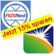 15% sparen