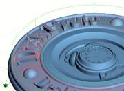 3D Fräsen mit DeskProto