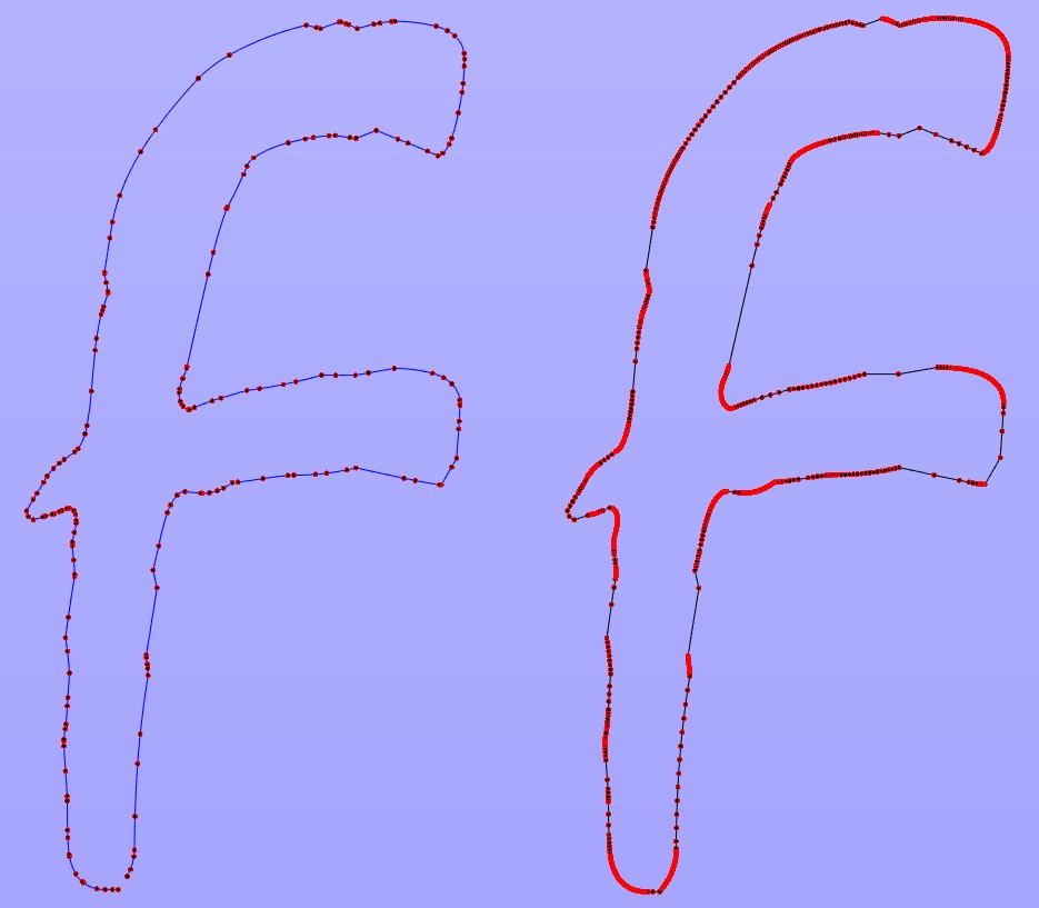 TrueType Fräsen