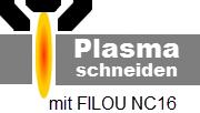 Plasma schneiden mit FILOU NC16