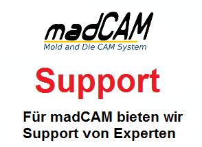 madCAM-Support