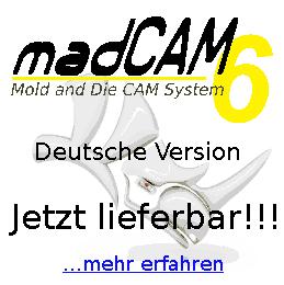 madCAM 6 Lieferbar