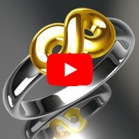 Infinit Ring auf Youtube