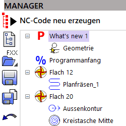 CNC Programm Manager