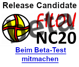 FILOU NC20beta Release Candiate