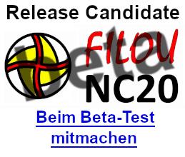 FILOU NC20beta Release Candiate