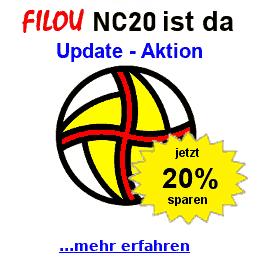 FILOU NC20 ist da
