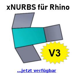 xNURBS Für Rhino